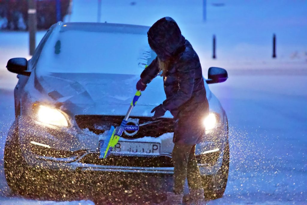 Calgary Winter Car Cleaning Tips