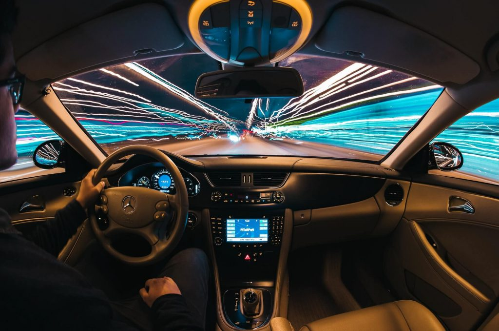 How Will Self-Driving Cars Respond to Accidents