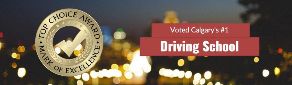 Voted Best Calgary Driving School